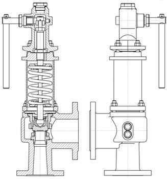 17с6нж клапан предохранительный