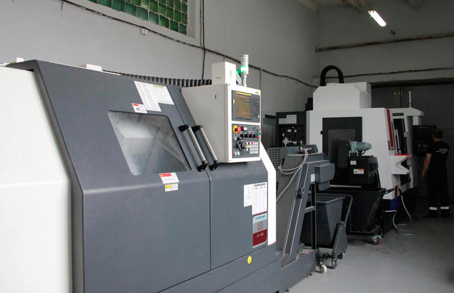 токарная обработка чпу Пермь