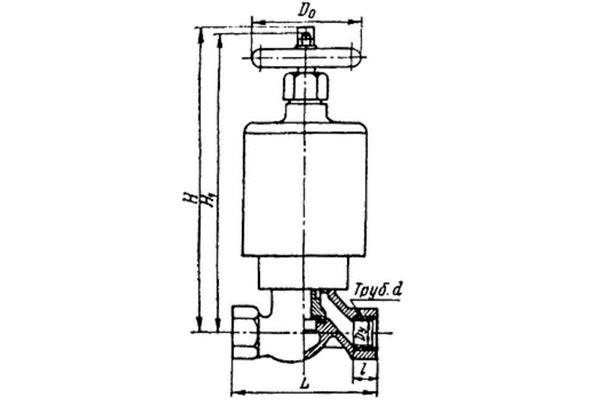 45ч15нж конденсатоотводчик термодинамический