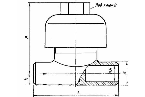 45с13нж конденсатоотводчик